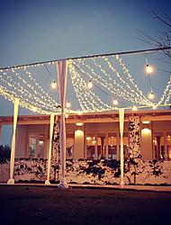 cheap -LED String Lights 100M 800LEDs Outdoor Waterproof LED String Lights Christmas Fairy Lights Holiday Lighting Wedding Party Christmas Tree Garden Decoration Lights EU UK Plug