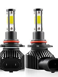 cheap -OTOLAMPARA DC 9-36V 60W 14000LM 6000K LED Headlight 9005 360 Degrees Rotation IP68 Waterproof High Lightness Headlight H7 H1 H11 9006 2pcs