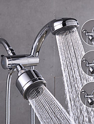 cheap -Contemporary Hand Shower / Rain Shower Chrome / Electroplated Feature - Shower / Water-saving / Rotate, Shower Head