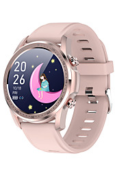 cheap -SENBONO Youth2 Smartwatch Fitness Running Watch Bluetooth Pedometer Activity Tracker Sleep Tracker Long Standby Media Control Camera Control IP 67 45mm Watch Case for Android iOS