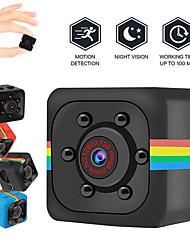cheap -SQ11 1080P Mini Camera HD Camcorder Night Vision Sports DV Video Voice Recorder DV Camera Full HD 2.0MP Infrared Night Vision Sports HD Cam Motion Detection