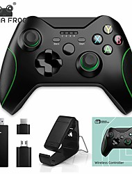 cheap -Data Frog 2.4GHz Wireless Gamepad Joystick Control For XBox One Controller For Win PC For PS3/Android smartphones Controller