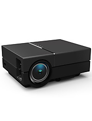 cheap -YG450 LED Projector Keystone Correction 720P (1280x720) 1000 lm Compatible with TV Stick