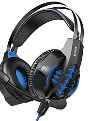 cheap -HOCO W102 Gaming Headset USB 3.5mm Audio Jack PS4 PS5 XBOX Ergonomic Design Stereo with Microphone for Apple Samsung Huawei Xiaomi MI  PC Computer Gaming