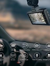 cheap -AZDOME 1080p Full HD Car DVR 170 Degree Wide Angle CMOS Dash Cam with ADAS Car Recorder