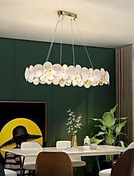 cheap -LED Pendant Light 93 cm Lantern Desgin Pendant Light Metal Electroplated Modern 220-240V