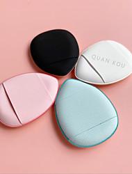 cheap -4 Pcs/set Pinky Tip Air Cushion Powder Puff Detail Concealer High Gloss Index Finger Sponge Small Powder Puff