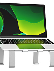 cheap -Steady Laptop Stand Macbook / Other Tablet / Other Laptop New Design Aluminum / Silicone / Metal Macbook / Other Tablet / Other Laptop