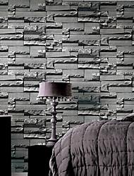 cheap -3D American retro brick culture stone pvc non-self-adhesive wallpaper 53*950cm Wallpaper Wall Cover Sticker Film 3D American retro brick culture stone pvc non-self-adhesive wallpaper Home Décor 53*950cm