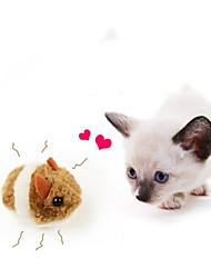 cheap -Stuffed Animal Toy Cat 1pc Pet Friendly Plush Gift Pet Toy Pet Play