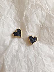 cheap -s925 silver needle exquisite pearl earrings female korean temperament simple and versatile colorful love earrings earrings f100