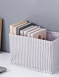 cheap -Buggy Bag Waterproof Storage Bag Household Dirty Laundry Basket Folding Clothing Storage Bucke 27.5*15.5*17cm
