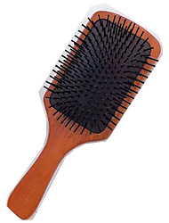 cheap -Air Cushion Comb Hairdressing Wooden Comb Chaise Longue Airbag Hair Massage Health Care Comb