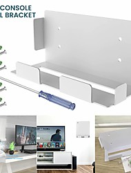 cheap -Wall Bracket for PS5 Controller Headset Hanger Remote Control Shelf Gamepad Hook Holder Game Accessories