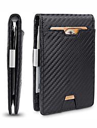 cheap -Slim Wallet with Money Clip AUSTIN RFID Blocking Bifold Credit pocket card holder for Men 11.0 cm * 8.0 cm * 2.0 cm