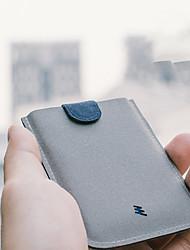 cheap -Slim Minimalist Wallet Front Pocket Wallets RFID Blocking  Credit pocket card holder for Women&Men 10.0 cm * 10.0 cm * 2.0 cm