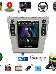 cheap -9.7 inch Car MP4 Player / Car MP3 Player / Car GPS Navigator Touch Screen / GPS / MP3 for Toyota Support MP3 / WMA / FLAC JPG
