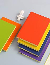 cheap -Soft PU Leather 136 Sheets A5 Blank Journal Notebook Diary Planner Agenda Sketchbook Kawaii School Stationery21*14.8cm-yx2-yyn