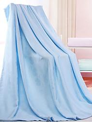 cheap -Bamboo fiber cover blanket Bamboo fiber cover blanket for children summer cool blanket for nap blanket Bamboo fiber air conditioning blanket