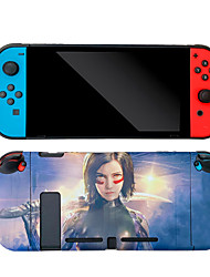 cheap -Fashion Cartoon IMD Soft Silicone Case For Switch Protection Cover Cute Game Console Cases Accessories Cases