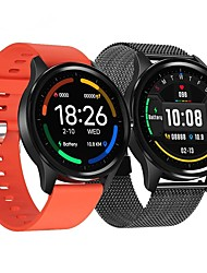 cheap -DT NO.1 DT55 Smartwatch Fitness Running Watch Bluetooth Pedometer Sleep Tracker Sedentary Reminder Media Control Camera Control Custom Watch Face IP68 46mm Watch Case for Android iOS Men Women