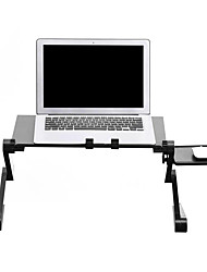 cheap -Folding Tables Comtemporary Metal Black Foldable Living Room Furniture