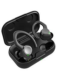 cheap -1036 True Wireless Headphones TWS Earbuds Bluetooth 5.1 Ergonomic Design IPX5 Earhook for Apple Samsung Huawei Xiaomi MI  Running Everyday Use Outdoor Mobile Phone