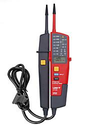 cheap -UNI-T UT18C AC Voltage Continuity Tester Phase Rotation LED Auto Range RCD Test Polarity Detection Waterproof Electric Pen