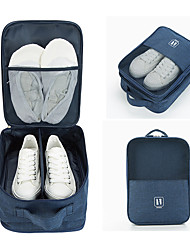 cheap -Travel Storage Bag Set for Clothes Tidy Organizer Wardrobe Suitcase Pouch Travel Organizer Bag Case Shoes Packing Cube Bag  30*20*13CM