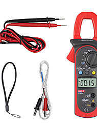 cheap -UNI-T UT204A DC/AC Voltage Current Digital Clamp Meter with Resistance, Capacitance, Frequency and Temperature Measurement