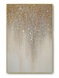 cheap -Oil Painting Handmade Hand Painted Wall Art Shiny Life Wall Pictures Abstract Ready to Hang Home Decoration Decor