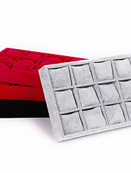 cheap -Storage Organization Storage Box Mixed Material Rectangle Shape Tray