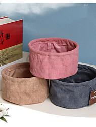 cheap -Multifunction Desktop Sundries Underwear Storage Basket Stationery Organizer Container 15*9CM