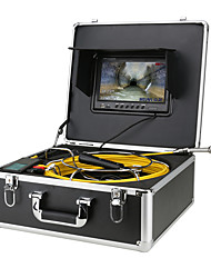 cheap -9 Drain Sewer Pipeline Industrial Endoscope System Meter Counter  Transmitter Pipe Locator Pipe Inspection Video Security Cameras