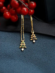 cheap -yongcheng s925 sterling silver christmas series autumn and winter new products color zircon christmas tree wild clavicle necklace gift tide