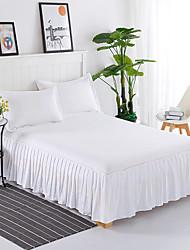 cheap -Bed Skirt Premium Microfiber Bed Skirt Luxury Bed Skirt Hotel Quality 100% Cotton Bed Skirt