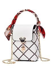 cheap -Women's Bags Mobile Phone Bag Shopping Going out 2021 Chain Bag Wine Khaki Green White