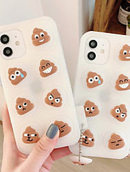 cheap -Phone Case For Apple Back Cover iPhone 12 Pro Max 11 SE 2020 X XR XS Max 8 7 6 Shockproof Dustproof Graphic Silicone