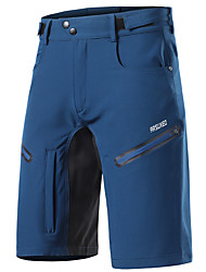 cheap -Arsuxeo Men's Cycling Shorts Biker Shorts Cycling MTB Shorts Spandex Bike Baggy Shorts MTB Shorts Bottoms Anatomic Design Sports Dark Grey / Army Green / Burgundy Mountain Bike MTB Clothing Apparel