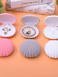 cheap -Storage Organization Storage Box Plastic Irregular shape Flip-open Cover 6.5cm