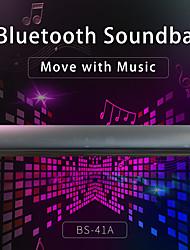 cheap -BS-41A Soundbar Wireless Bluetooth TF Card Portable Speaker For Laptop Mobile Phone
