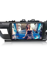 cheap -10.1 inch Car MP4 Player / Car MP3 Player / Car GPS Navigator Touch Screen / GPS / MP3 for Toyota Support MP3 / WMA / WAV JPG