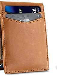 cheap -Mens Slim Wallet with Money Clip AUSTIN RFID Blocking Bifold Credit pocket card holder for Men
