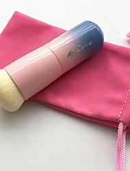 cheap -Pink Gradient Color Little Fat Foundation Brush Bb Frost Brush Makeup Brush Makeup Brush