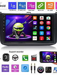 cheap -P0158 10.1 inch Car MP5 Player Car GPS Navigator Touch Screen GPS MP3 for Volkswagen / Built-in Bluetooth / WiFi