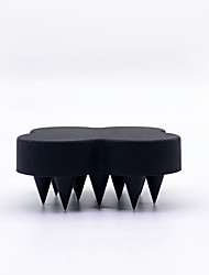 cheap -Bath Brush Popular Irregular Toothed Gripper Korean Headdress Fashion Temperament Hairpin Solid Color Versatile Hairpin