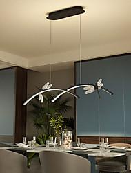 cheap -LED Pendant Light 90 cm Single Design Chandelier Aluminum Artistic Style Modern Style Stylish Painted Finishes LED Modern 220-240V