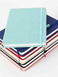 cheap -A5 Bullet Dotted Notebook Journal Planner Business Notepad Bandage School Office Supplies Elastic Stationery Diary 148*210mm-yx2-yyn