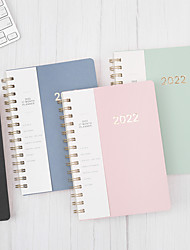 cheap -Other Material Blue / Blushing Pink / Green 1 PC Creative Notebooks / Notepads 145*210 cm