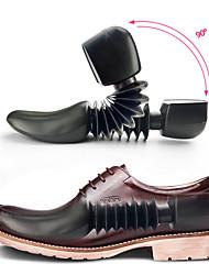 cheap -Shoe Tree & Stretcher Plastic 1 Pair Unisex Black M